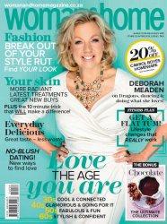 Журнал Woman & Home - August 2014 ZA