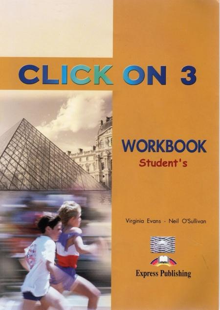 Книга Английский язык Click On 3