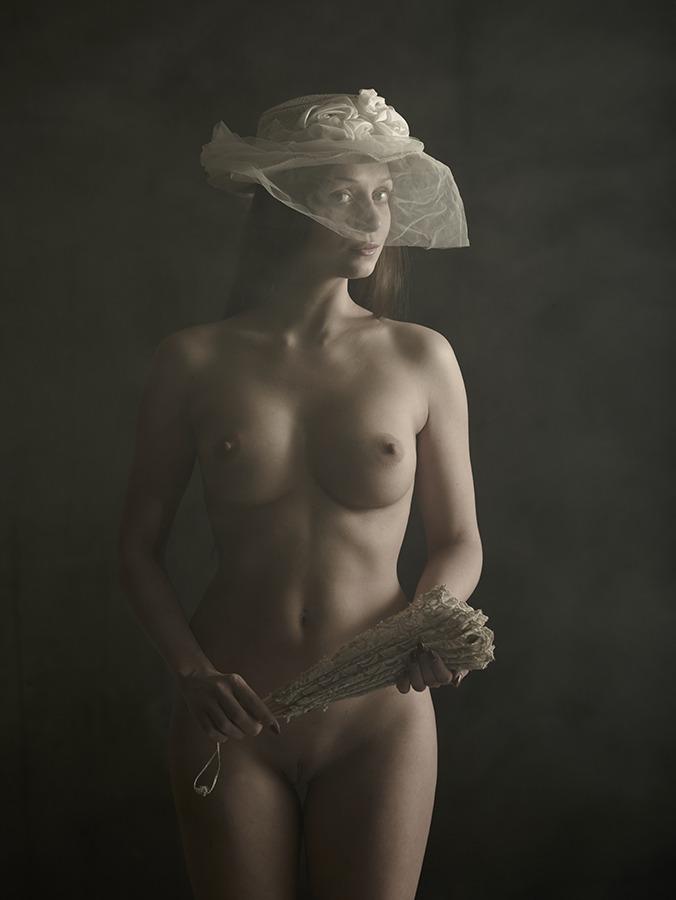 ню от фотографа эротики