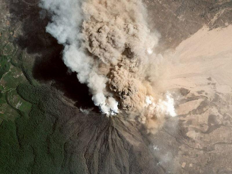лучшие снимки со спутника