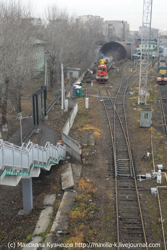 Вагонное депо Перово