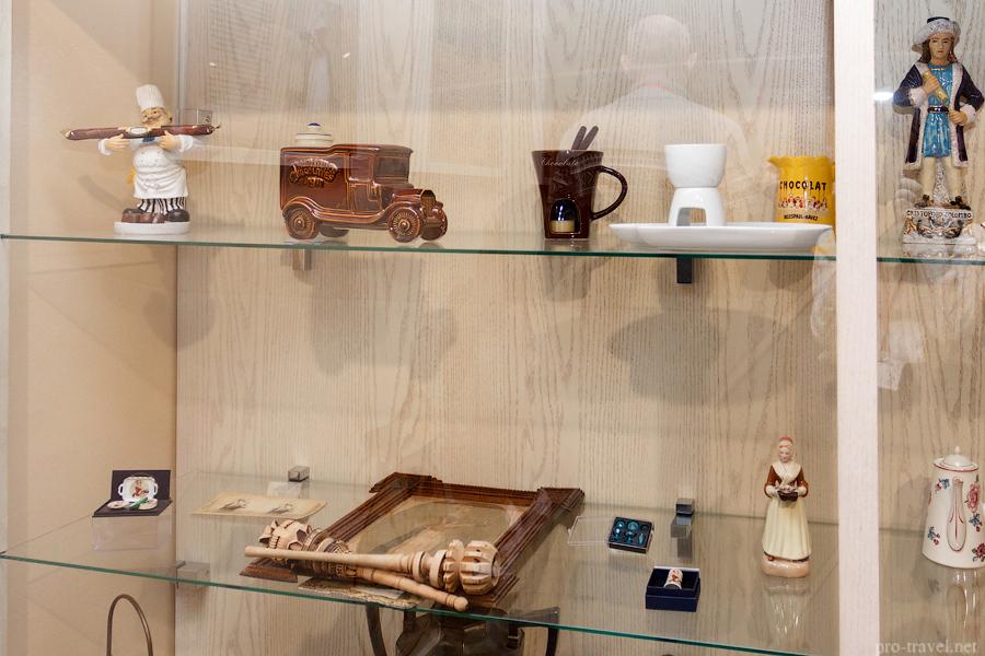 Музей истории шоколада в Кирове, появление в Европе
