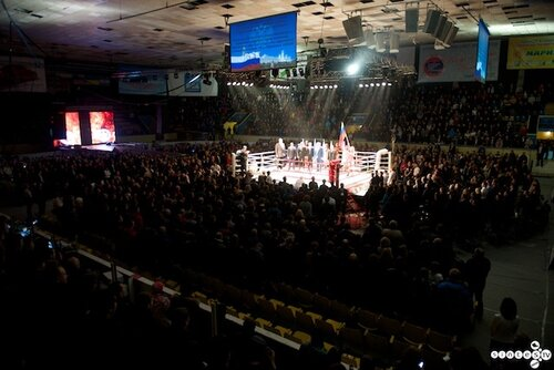«Великий бой на великом Алтае» состоялся в Барнауле 28 ноября 2014г.