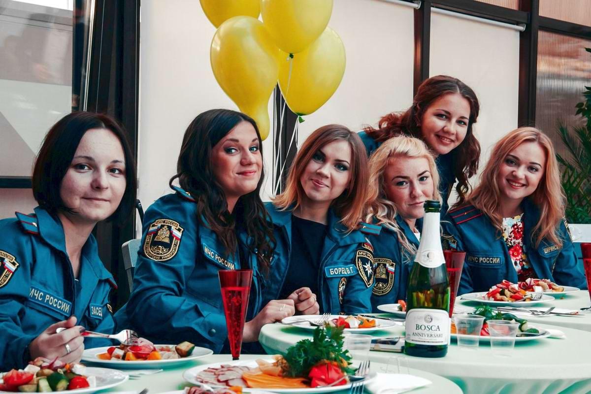 Любую беду руками разведу: Лица девушек из МЧС России (40)