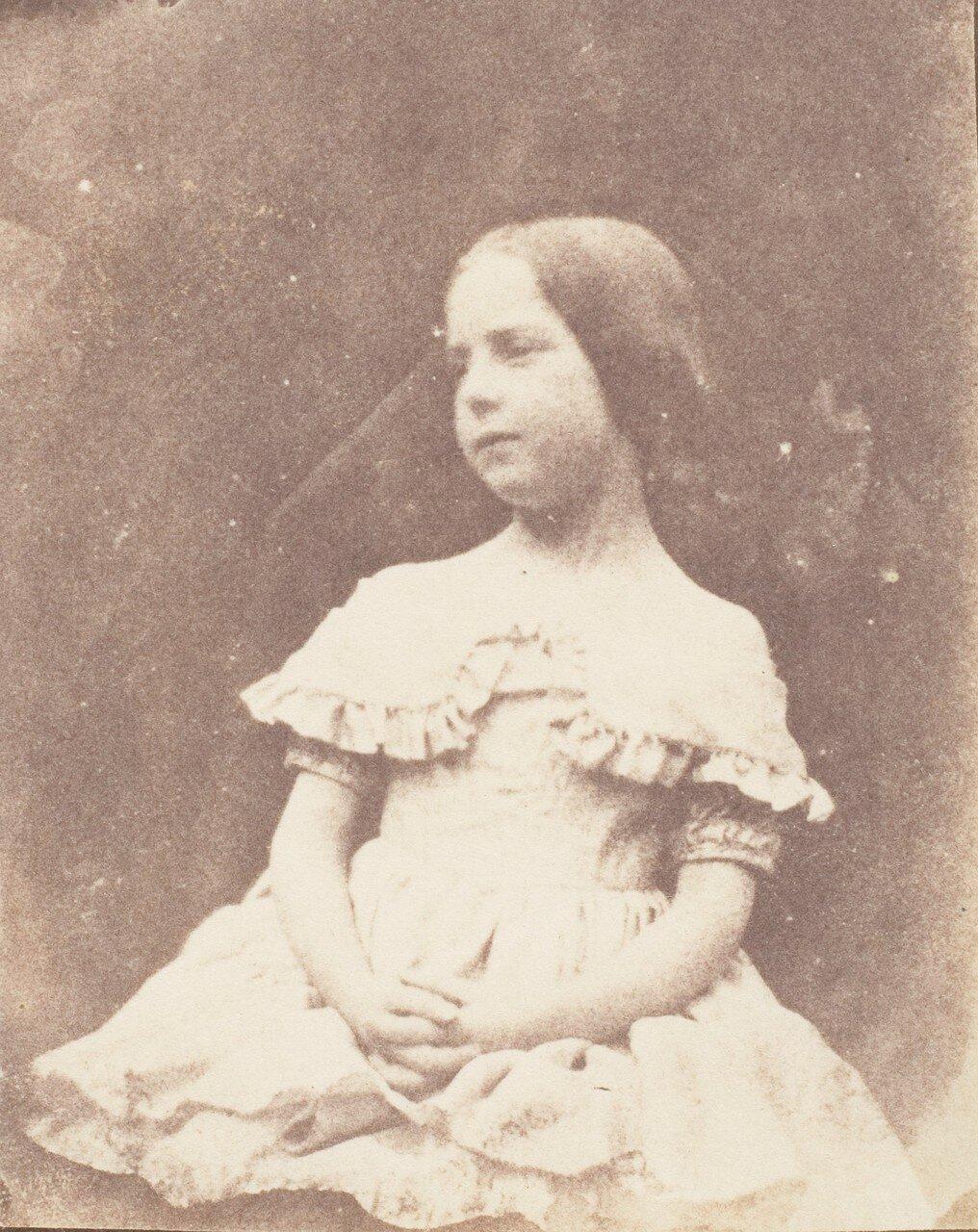 1842. Дочь фотографа