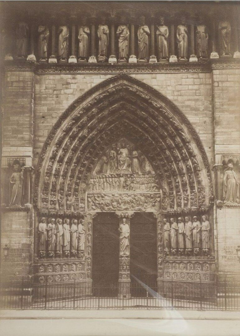 1865. Нотр-Дам