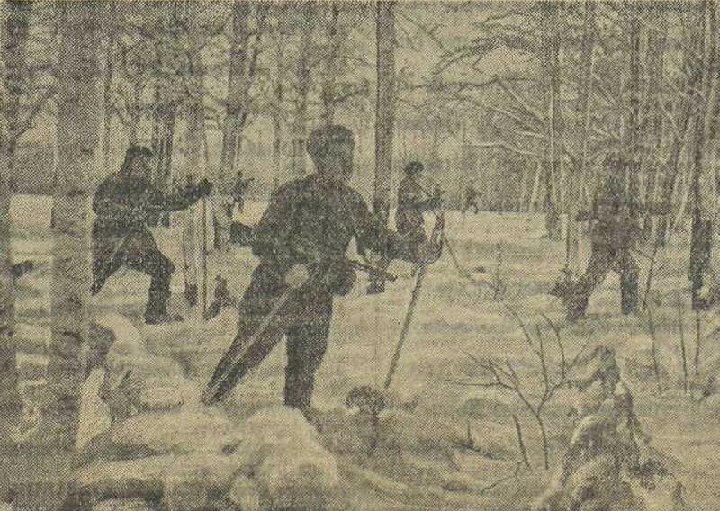 «Красная звезда», 3 января 1942 года, как русские немцев били, потери немцев на Восточном фронте, русский дух
