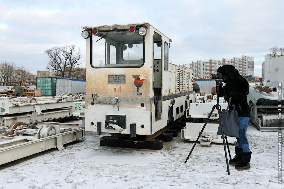 Рассказовка метро зима строительство