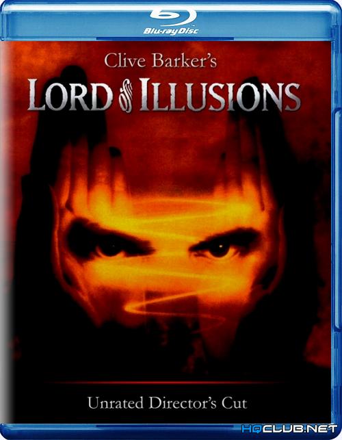 Повелитель иллюзий / Lord of Illusions [Unrated Director's Cut] (1995/BDRip/HDRip)