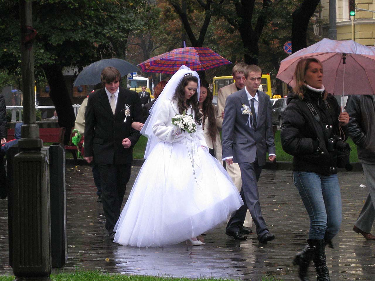 Ukrainian Bride, by Pieter & Renée Lanser,  20 sept. 2008