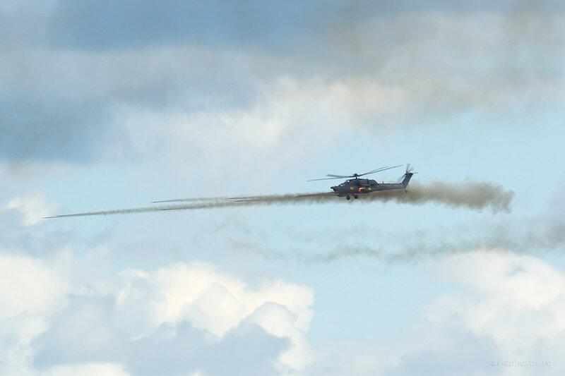 Миль Ми-28Н (48 желтый) D809703