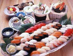 Культура еды в современном мире - суши и роллы