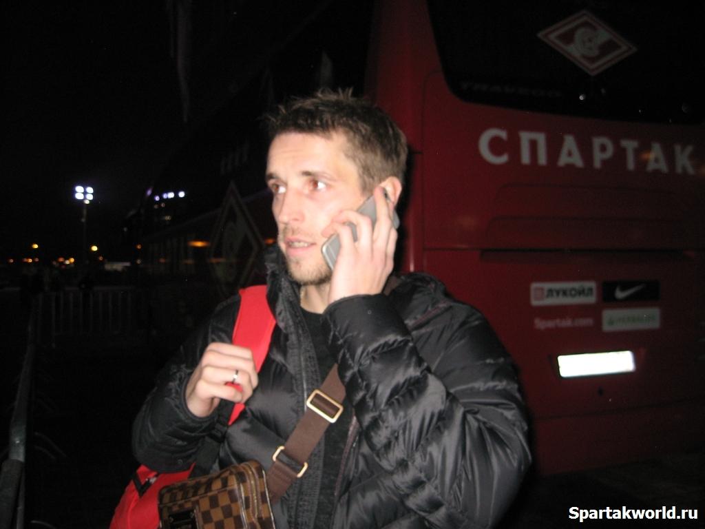 """Дмитрий Комбаров. """"Спартак"""" - """"Урал"""" 2:0"""