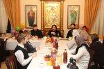 Встреча молодежного центра с Владыкой Сергием