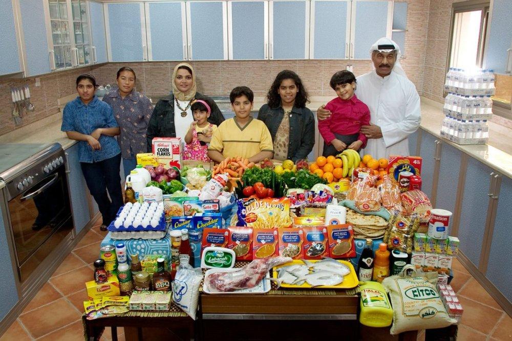 10 Кувейтская семья