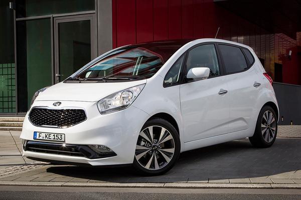 В стране началась реализация автомобиля KIA Venga