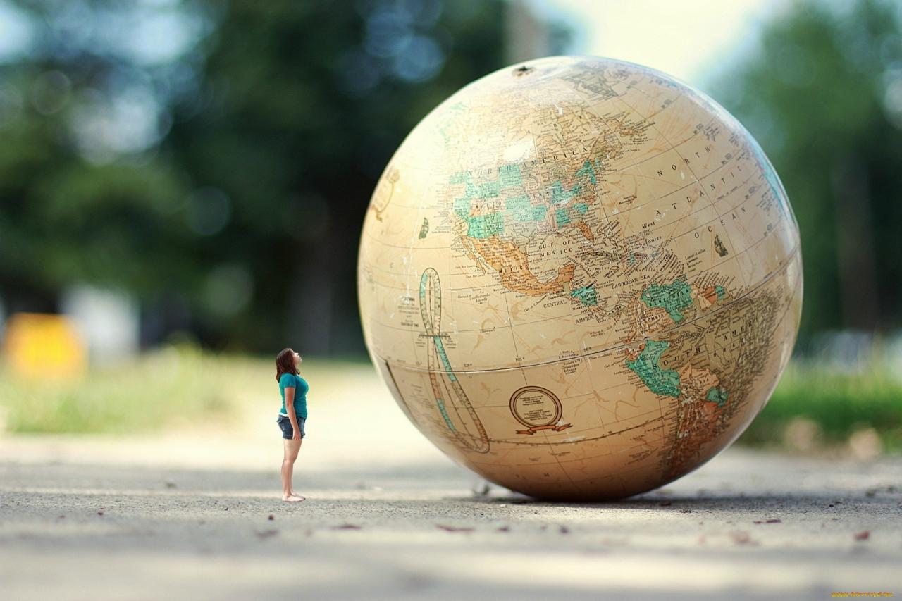 Как объяснить расхождения значений высот на географических картах разных стран