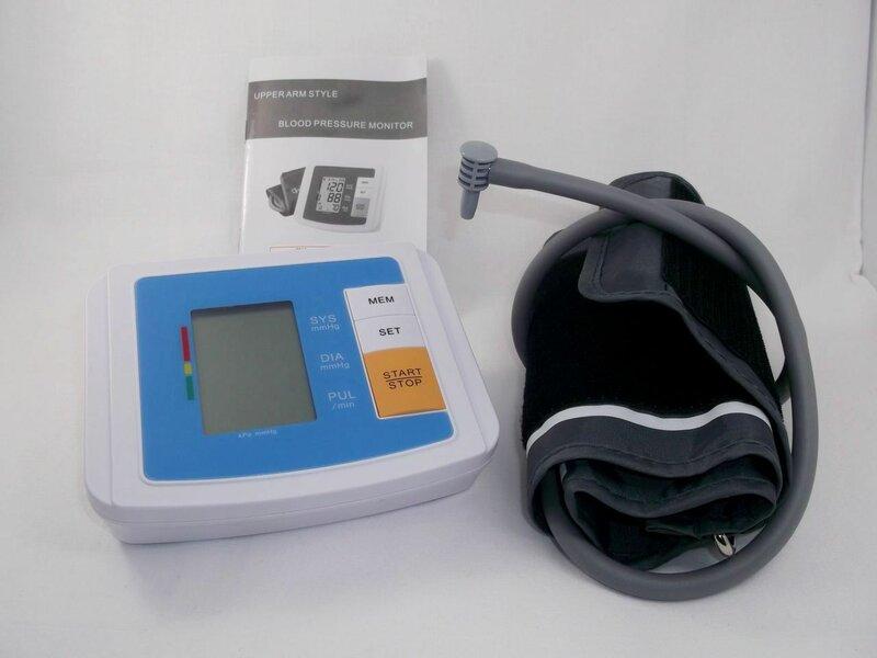 ChinaBuye: Автоматический плечевой тонометр