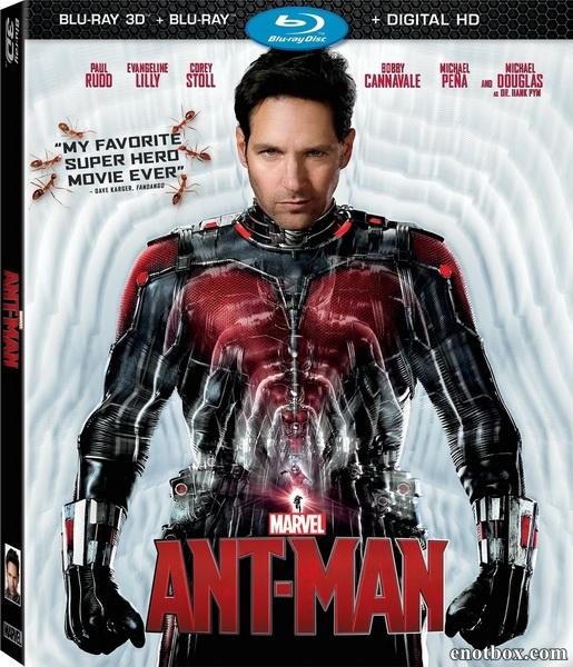 Человек-муравей / Ant-Man (2015/BD-Remux/BDRip/HDRip/3D)
