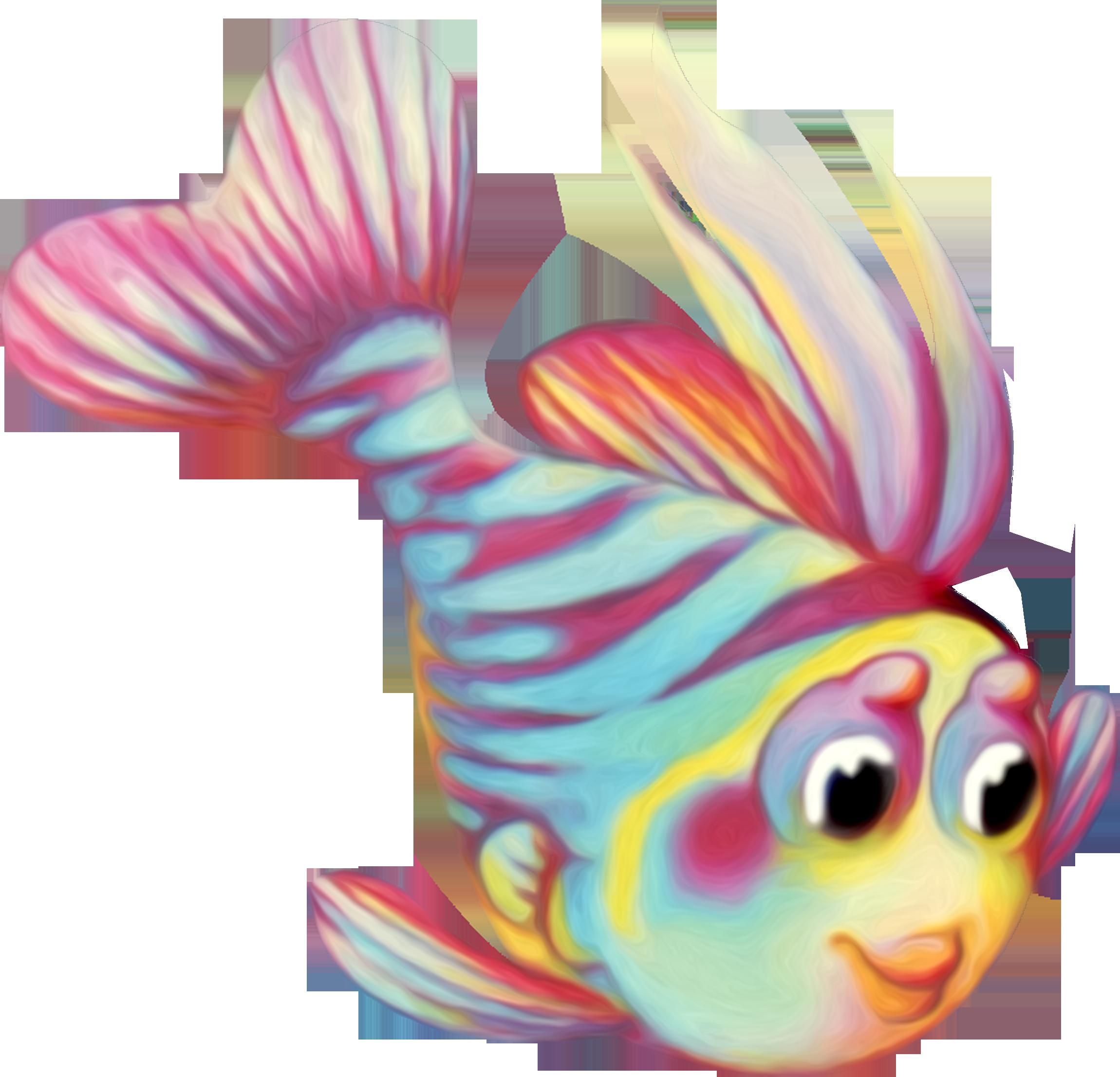 Рыбки морские детские картинки