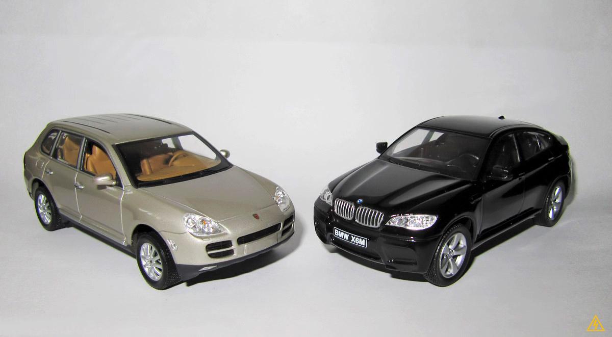 Колекційні моделі автомобілів