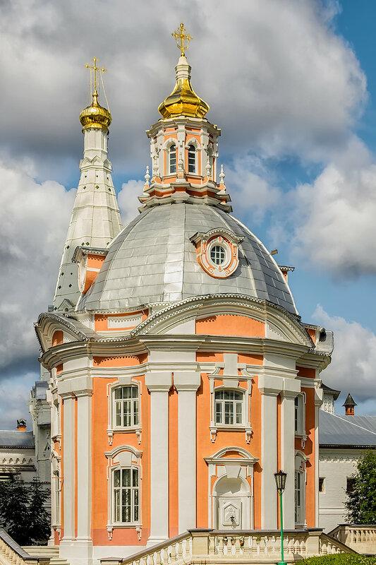 Церковь Иконы Божией Матери Смоленская