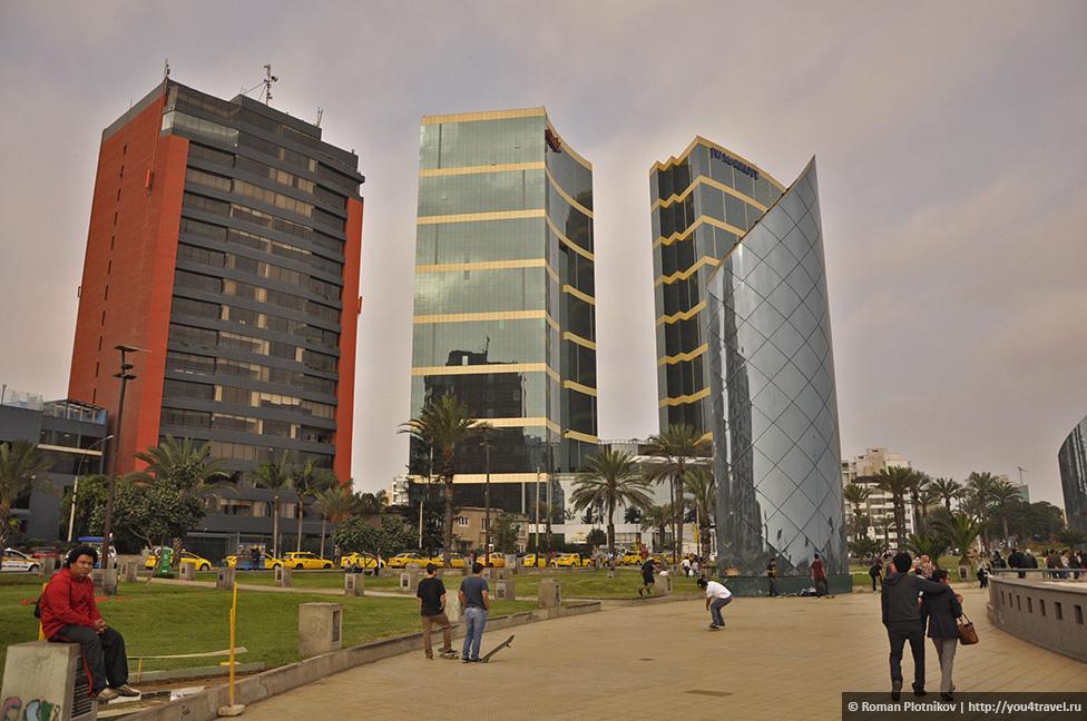 0 160cf9 ff09fac1 orig Пасмурный мегаполис Лима   столица Перу