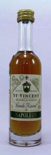 Коньяк St Vincent Napoleon Grande Reserve brandy