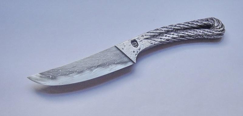 ножи из шатунов коленвала.