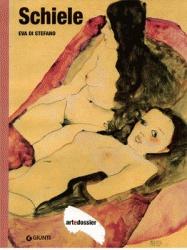 Книга Schiele (Art dossier Giunti)