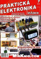 Журнал A Radio. Prakticka Elektronika №7 2014