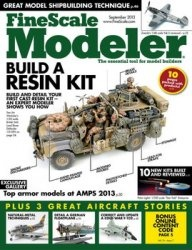 Журнал FineScale Modeler №9 2013