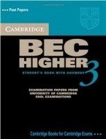 Аудиокнига Cambridge BEC Higher 3 Student's book with answers and audio pdf, mp3 (mpeg audio, joint stereo, 128 кбит/сек, 2 канала, 44,1 кгц) в архиве rar  79,04Мб