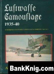 Книга Luftwaffe Camouflage, 1935-40 pdf в rar 47,28Мб