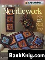 Журнал At Home With Needlework No. 8 2008