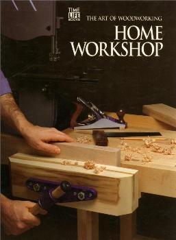 Журнал Журнал The Art of Woodworking(1993): Home workshop