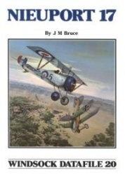 Книга Nieuport 17 (Windsock Datafile 20)