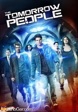 The Tomorrow People Staffel 01 (2013)