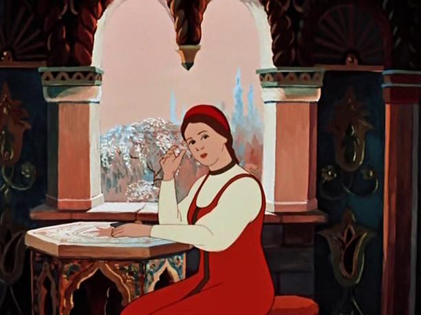 Топ-10 красавиц советской мультипликации