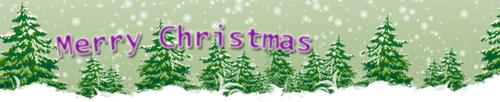 рождественская шапка для блога
