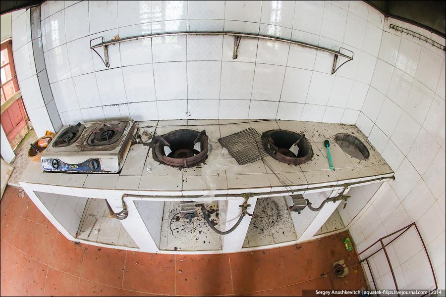Заброшенный отель в Са Па
