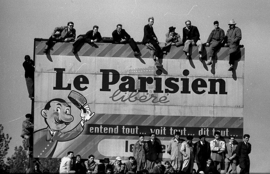1952. Финал Кубка Франции. Ницца