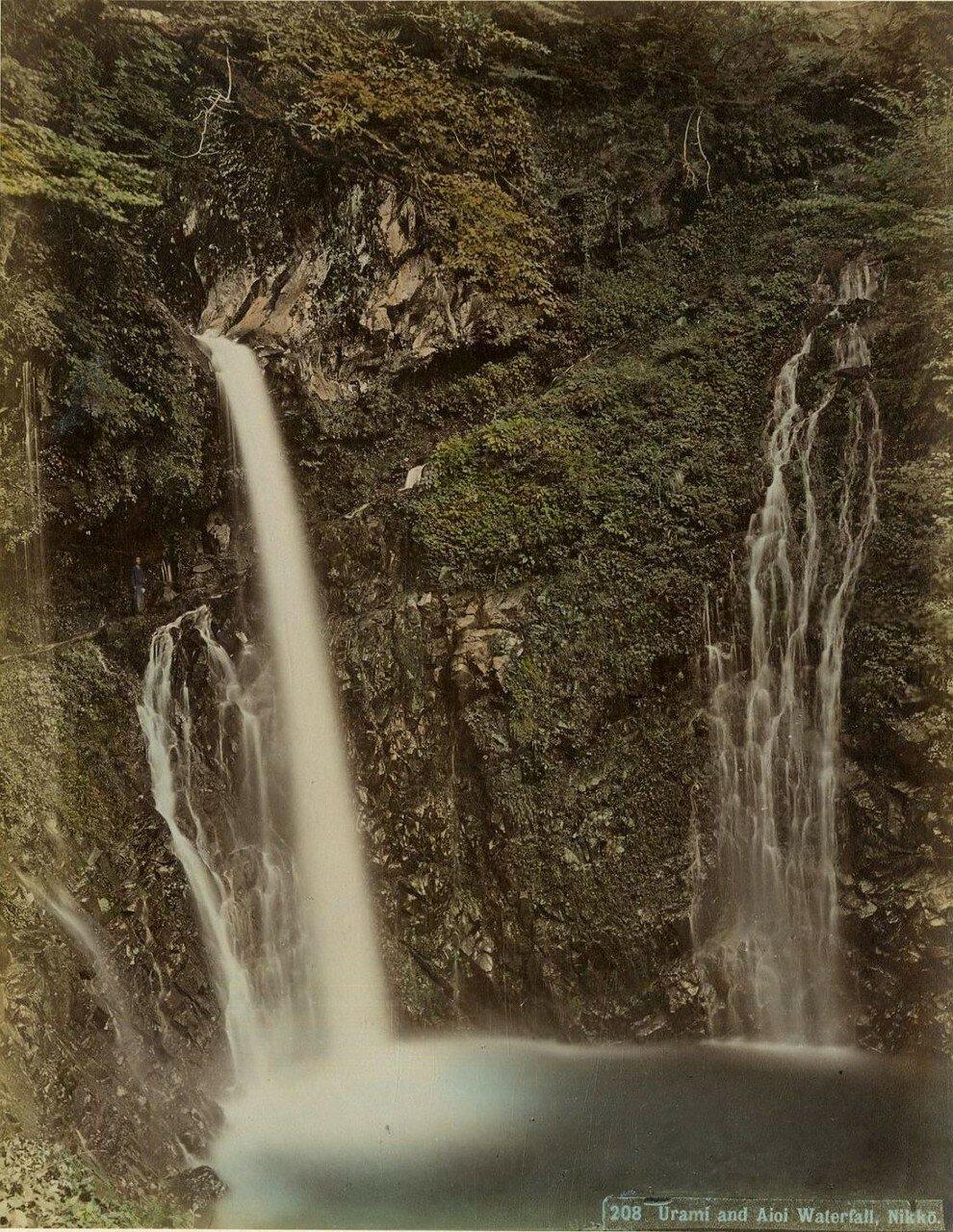 Окрестности Никко. Водопад Урами
