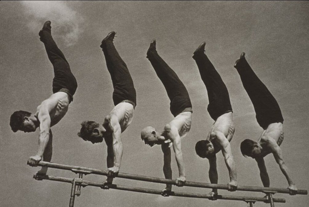 1932. Гимнасты
