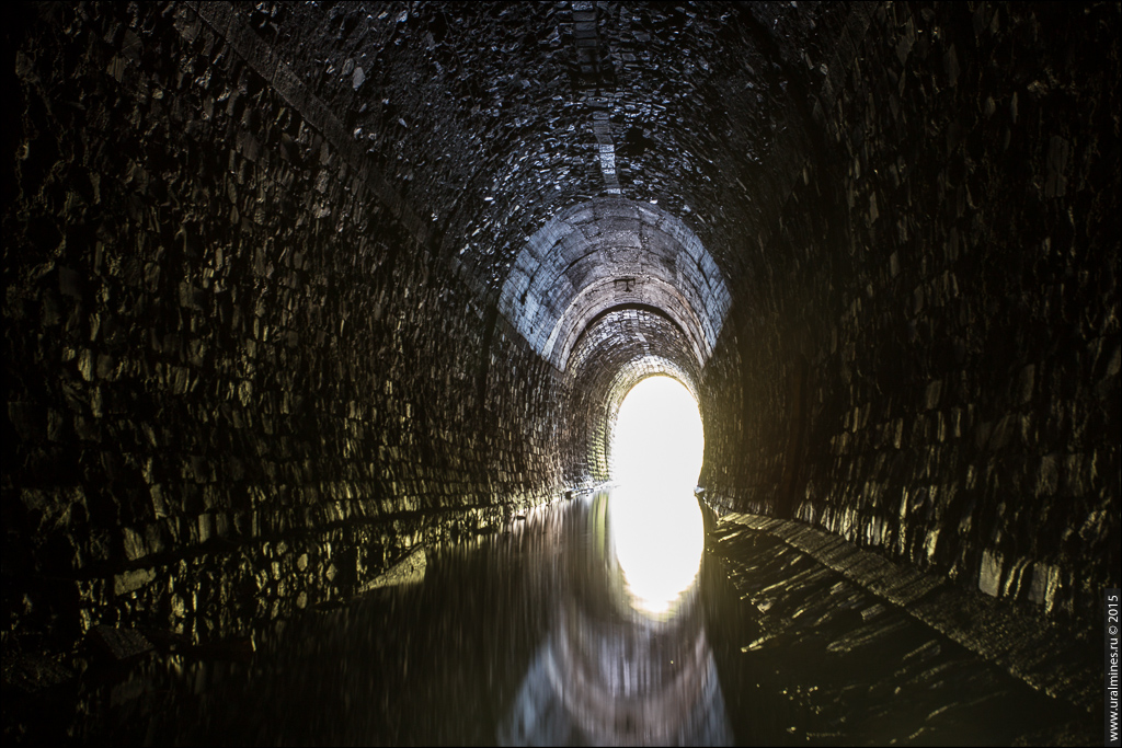 Заброшенный Дидинский тоннель