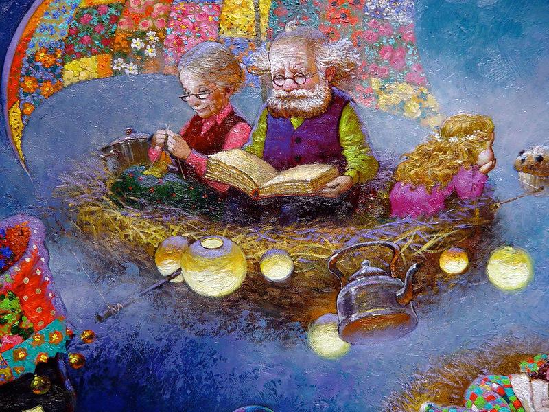 Сказочная живопись Виктора Низовцева (7).jpg