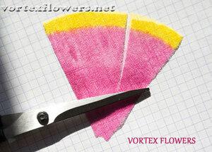 Мастер-класс. Хризантема из ткани «Ягодка» от Vortex  0_fbf7d_aaa37e41_M