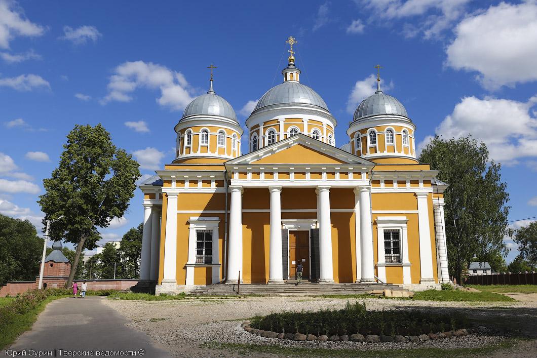 Прогулка по Твери, Тверь, фото, церкви