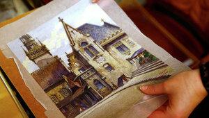 Картина Гитлера ушла на торгах за 130 тысяч евро