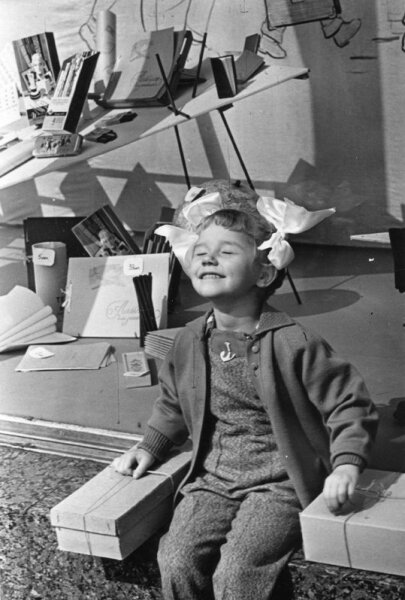 Солнышко. Автор Воздвиженский Дмитрий, Свиридова Нина, 1960-e.jpg